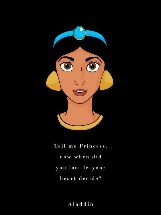 Here S 10 Disney Princess Wallpapers With Inspiring Quotes From The Movies Girlstyle Singapore