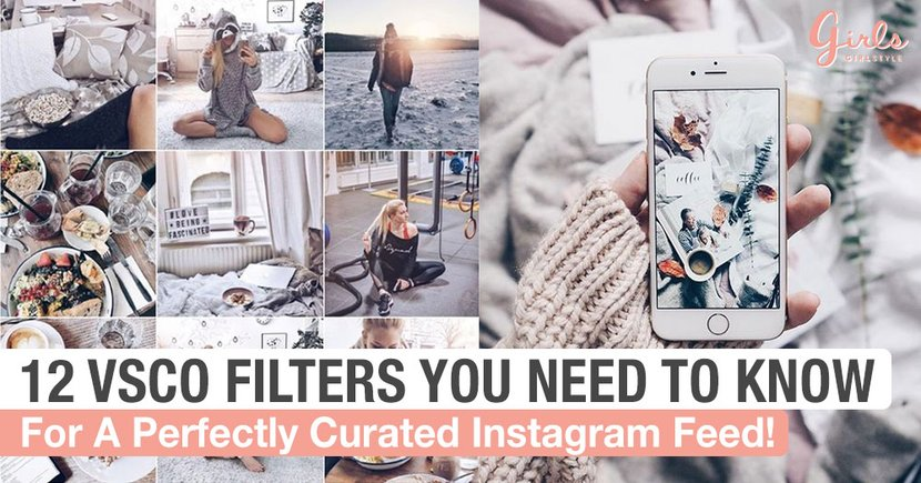 12 VSCO Filters Settings That Will Help You Get The Perfect Instagram Feed