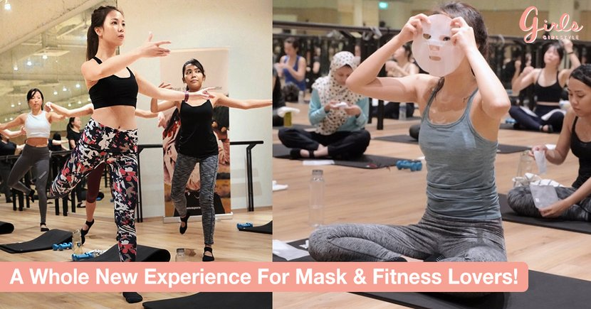 Mask Up While You Work Out? This Is The Newest Fitness Trend In Singapore!