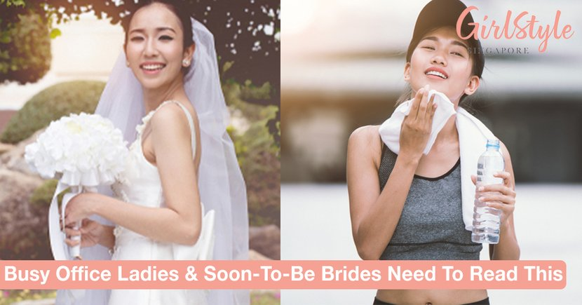 Busy Office Ladies and Soon-To-Be Brides Need To Read This!