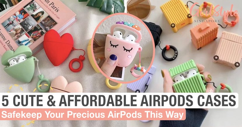 5 Cute Airpods Case That Will Make Every Girl S Heart Flutter