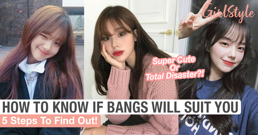 How To Know If Bangs Will Look Good On You And Suit Your Lifestyle