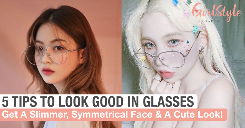 How To Look Good (Or Even Better) While Wearing Glasses