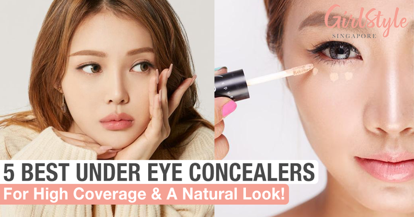 The 5 Best Under Eye Concealers For A Natural Look