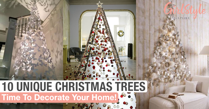 10 Alternative Christmas Trees For The Unconventional Merrymakers