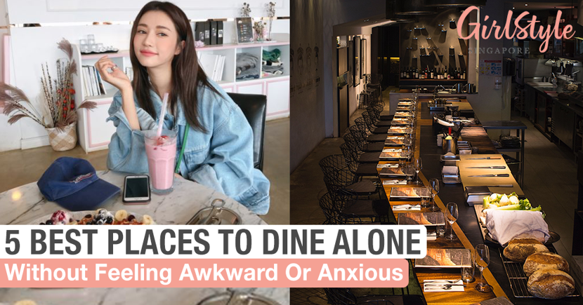 5 Best Restaurants To Dine Alone Without Feeling Awkward