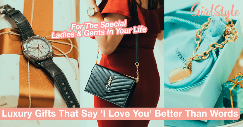 """The Best Luxury Gifts That Say """"I Love You"""" Better Than Words"""