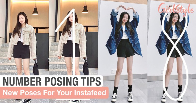 Try Out These Number Posing Tips To Spruce Up Your Instafeed