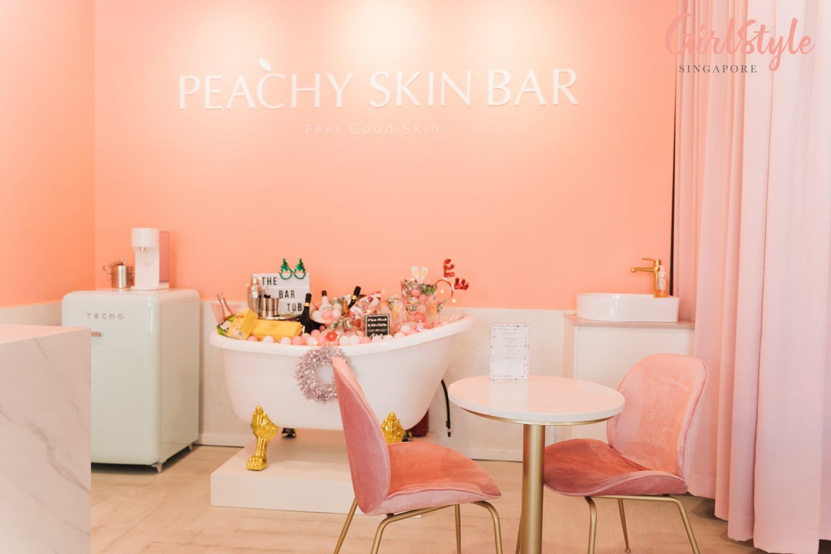 Peachy Skin Bar shop