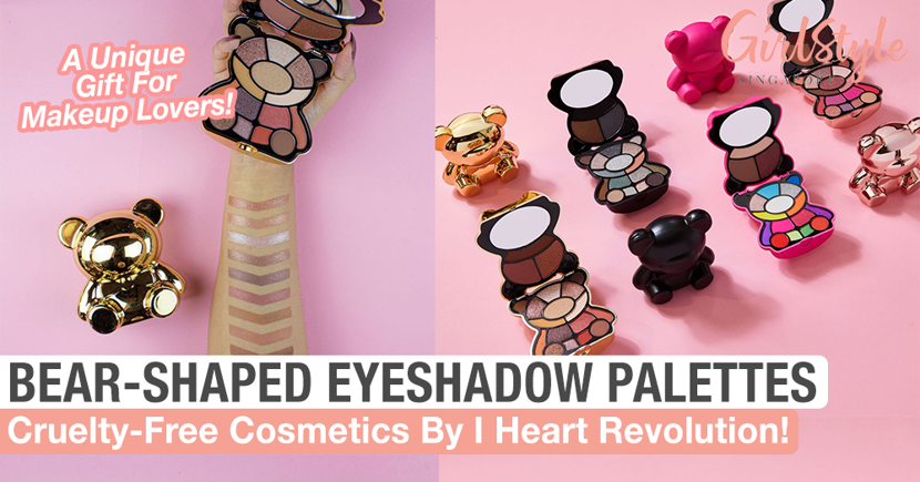 Adorable Teddy Bear Eyeshadow Palettes That'll Look Great On Your Vanity