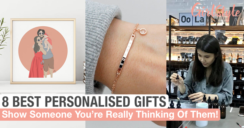 8 Best Personalised Gifts That Will Make Someone Feel Extra Special