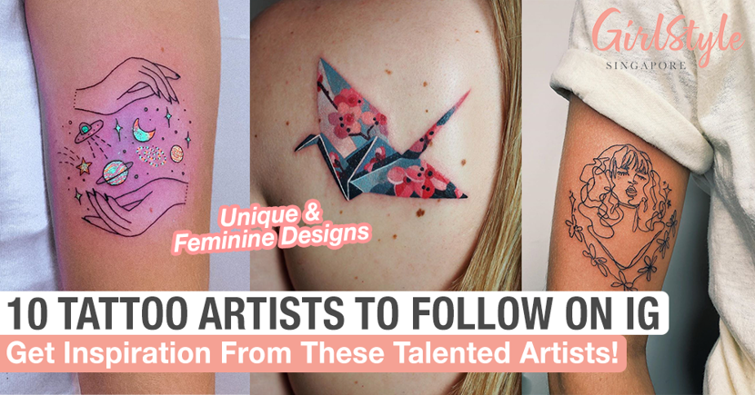 10 Tattoo Artists To Follow On Instagram For Inspiration