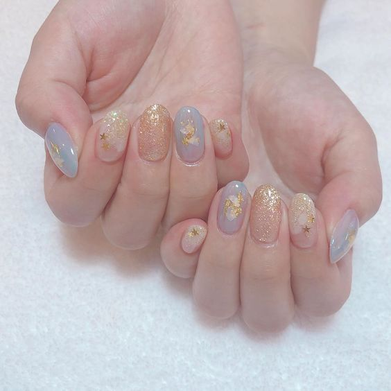 12 Dreamy Soft Pastel Nail Art Designs For Spring Girlstyle Singapore