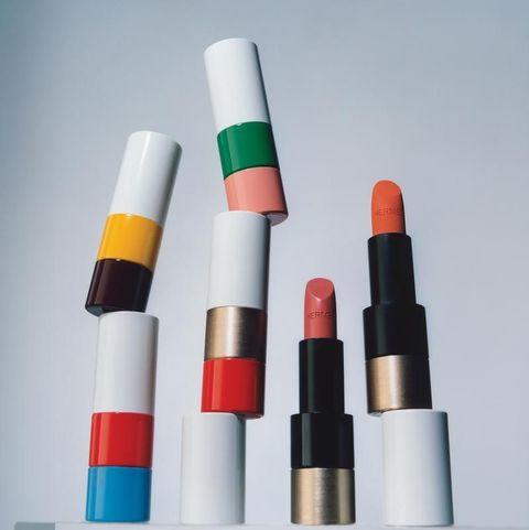 Hermès new lipsticks packaging