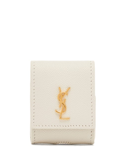 YSL AirPods case front view