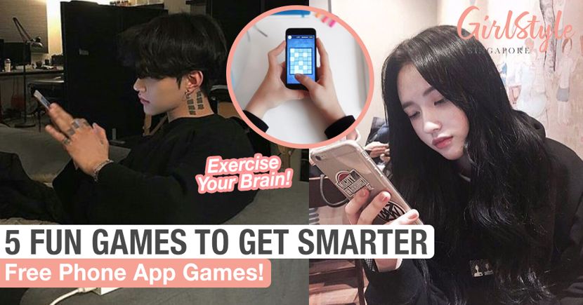 5 Free & Fun Phone App Games To Exercise Your Brain