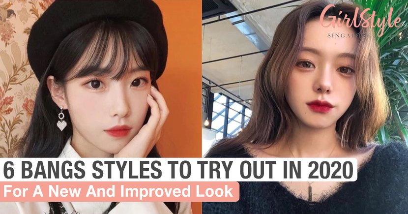 6 Trendy Bangs Styles To Try Out In 2020 For A New And Improved Look