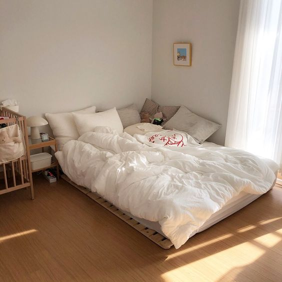 Korean Style Bedroom How To Nail The Cosy Minimalist Interior Design Girlstyle Singapore