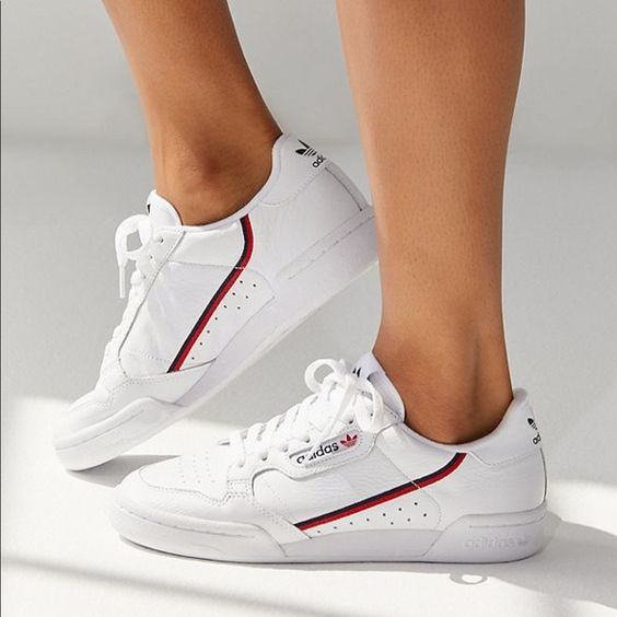 White Sneakers Every Girl Must Own To