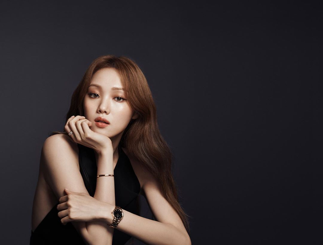Lee Sung Kyung for photoshoot