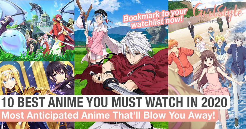 10 Best Anime You Must Watch In 2020 Girlstyle Singapore