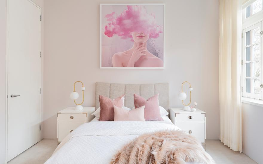 7 Dreamy Pink Bedrooms Ideas To Create Your Private Cosy Retreat Girlstyle Singapore