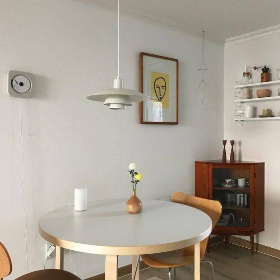 Small HDB Design Ideas: Minimalist Korean Cafe-Style