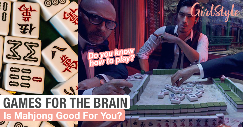 Games For The Brain, Is Mahjong Good For You?
