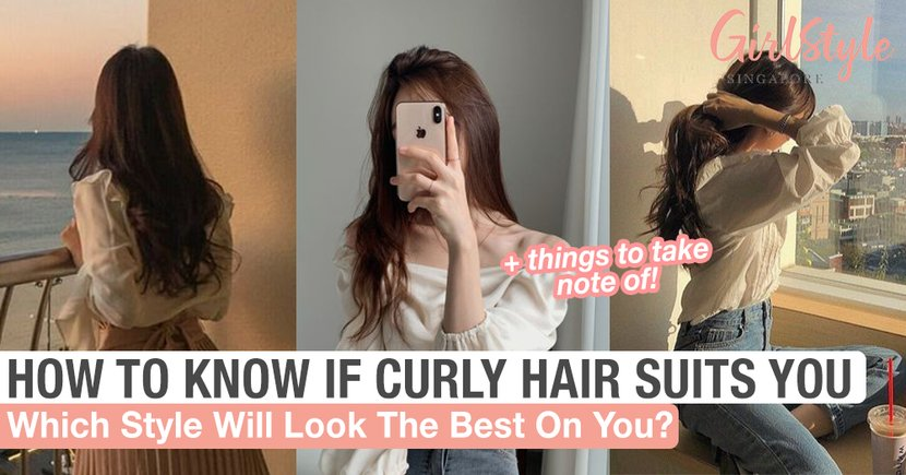 How To Know If Curly Hair Suits You Or Not & Which Style Will Look The Best On You