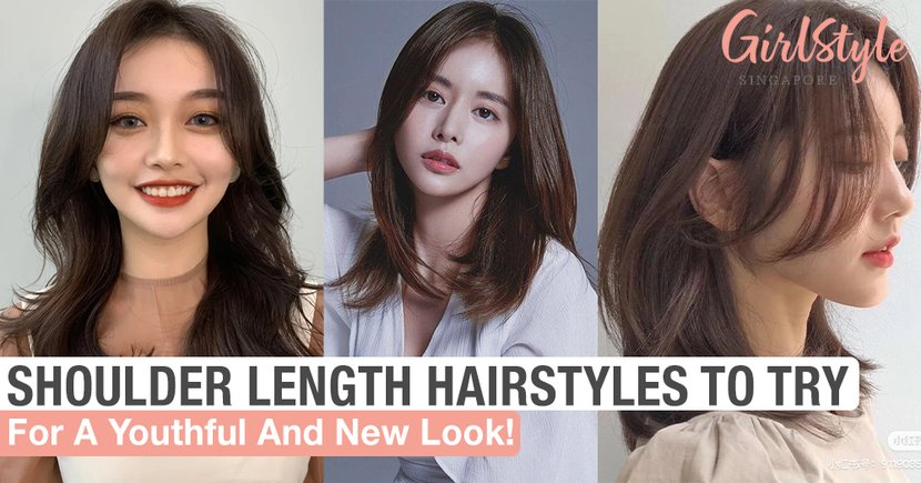 Time To Try Shoulder Length Hairstyles For A Youthful And New Look!