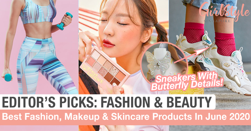 Editor's Picks: 10 Best Fashion & Beauty Products That Made Us Feel & Look Good In Phase 2