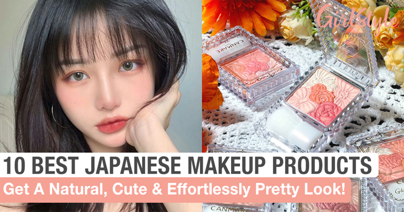 10 Cult-Favourite Japanese Makeup Products To Get A Cute & Natural Look