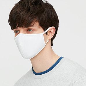 Uniqlo L size mask