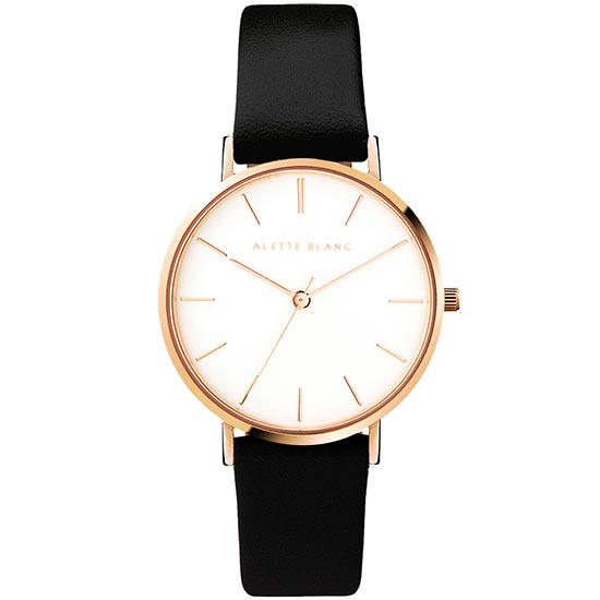 Alette Blanc black watch