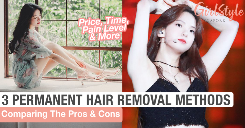 The Pros & Cons Of 3 Permanent Hair Removal Methods: IPL, Laser & Electrolysis