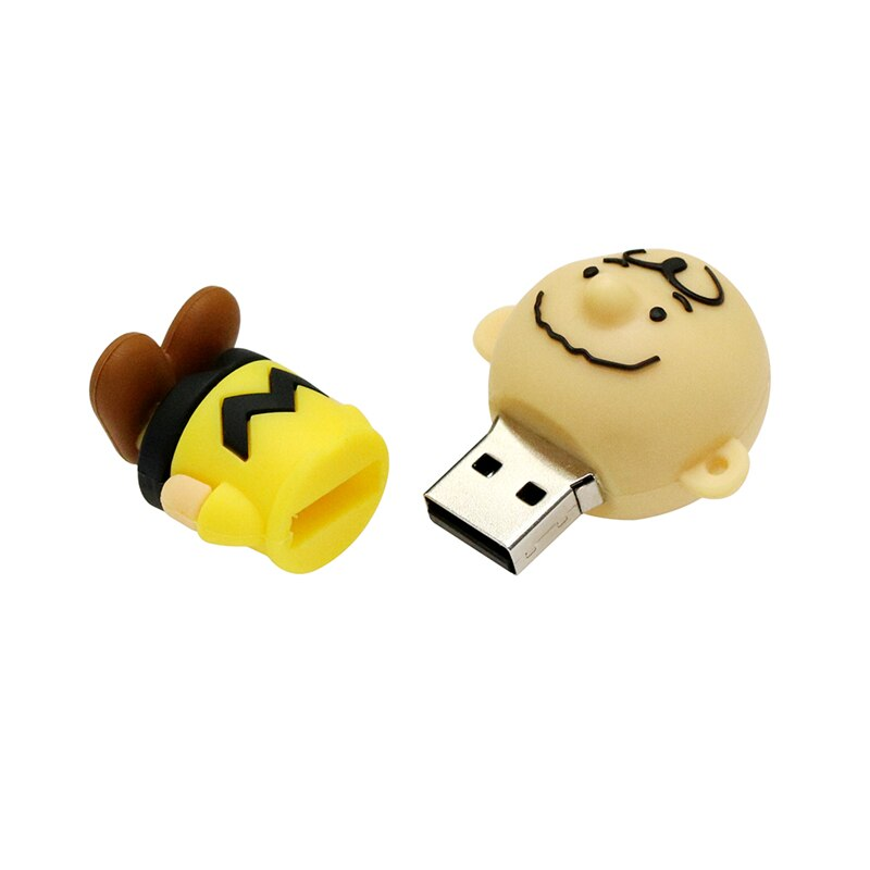Peanuts Charlie Brown USB flash drive
