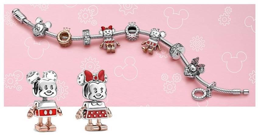 Pandora Disney Mickey Mouse Autumn 2020 Charms In Singapore ...