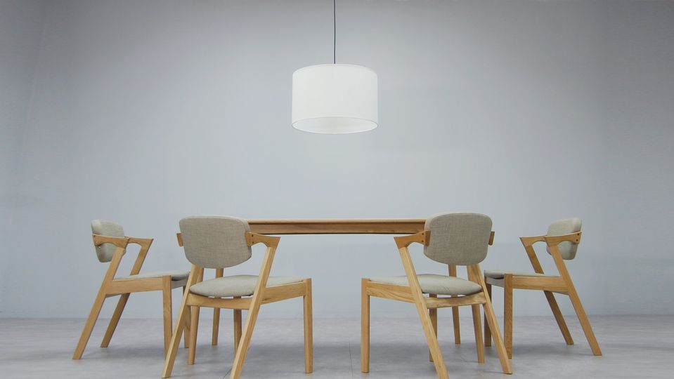 NAMU japanese-style Spade Dining table and Chairs