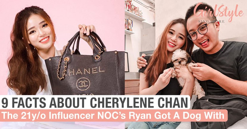9 Facts About Cherylene Chan, The 21y/o Influencer Who's NOC Ryan's Suspected Girlfriend