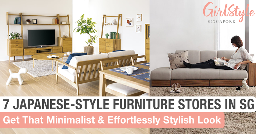7 Places To Buy Minimalist Japanese-Style Furniture In Singapore For Every Budget