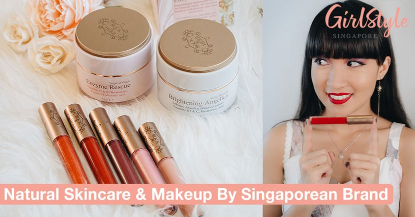 Rock & Herb: Singaporean Skincare & Makeup Brand That Fuses Nature, Science & Tradition