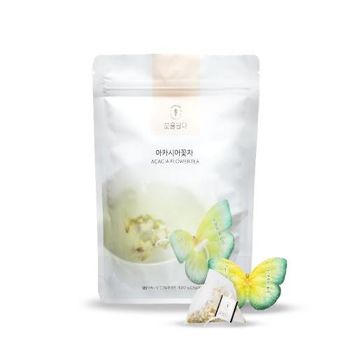kKKOKDAM butterfly tea bags greeb