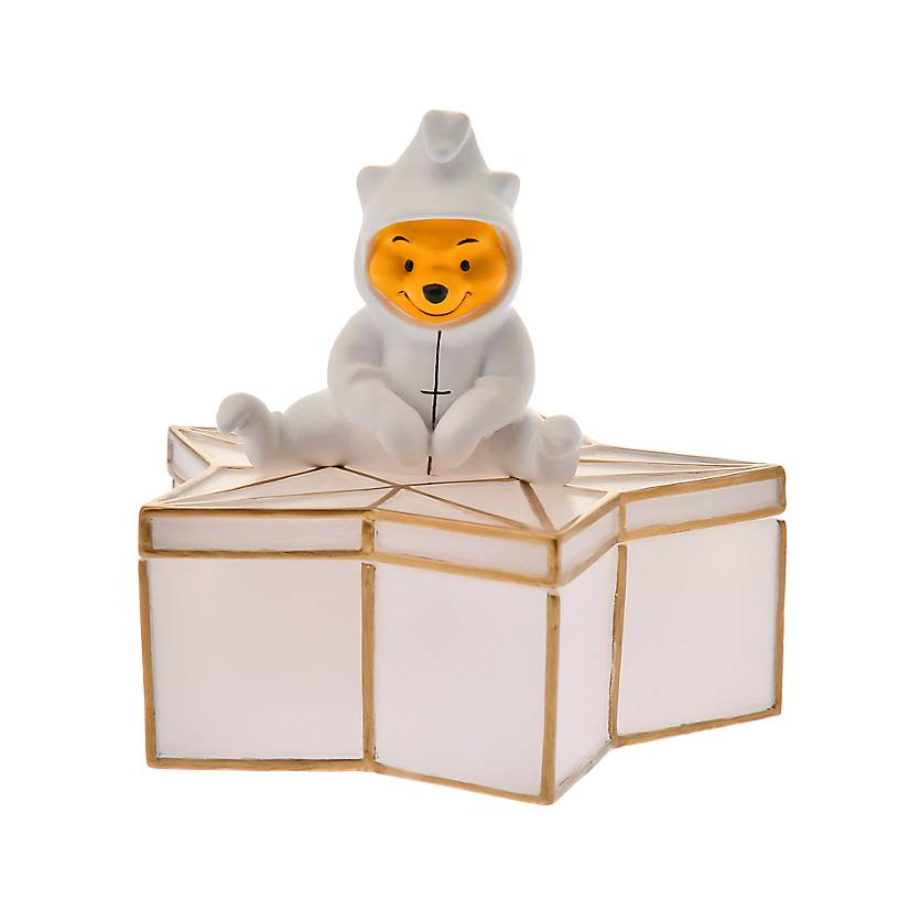 the wishing bear winnie-the-pooh accessories holder