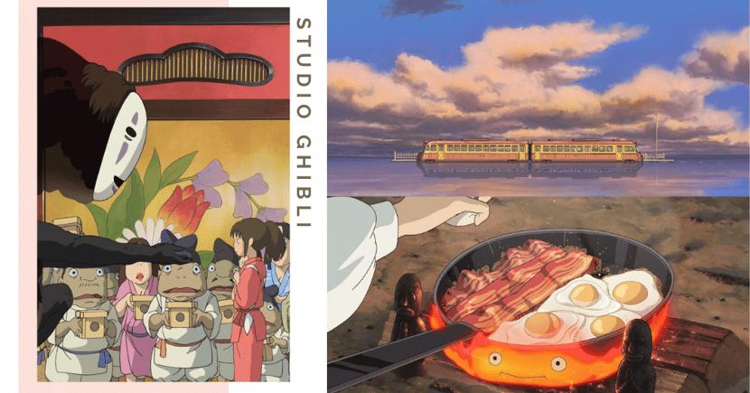 Studio Ghibli Releases 700 Free Desktop Wallpapers From 14 Films Including Spirited Away & Ponyo