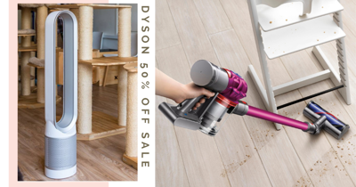 Dyson Up To 50% Off Sale For 1 Week Only At 5 Best Denki Stores In Singapore