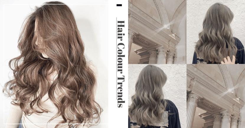 5 Universally-Flattering Hair Colour Trends Popular In Korea, Japan & Taiwan