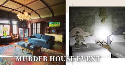 'American Horror Story' Murder House Live Stream Event Tickets Are On Sale & Avail. In Singapore