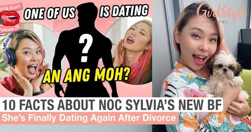 NOC's Sylvia Is Dating Again After Divorce, Here Are 10 Things We Know About Her Mystery Man