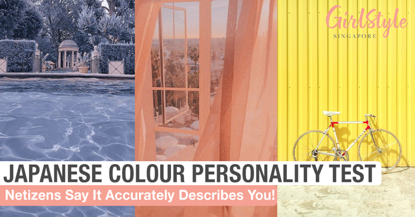 Try This Viral Japanese Colour Personality Test To See If It's Accurate For You