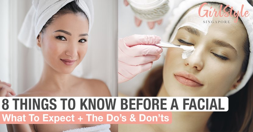 8 Things Every Lady Needs To Know Before Getting A Facial